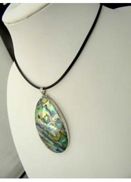 Paua Shell Silver