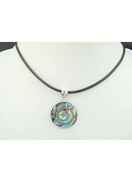 Beautiful Paua Shell Silver