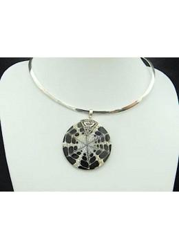 Bali Shell Silver Jewelry