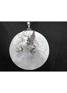Mop Shell Silver Jewelry