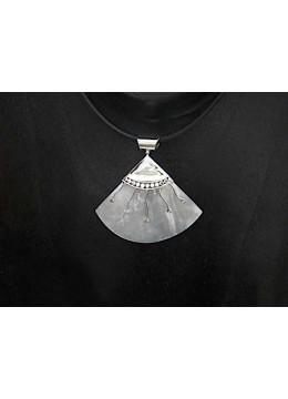 Mop Shell Silver