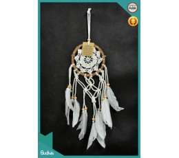 Best Selling Rattan Hanging Dreamcatcher Crocheted