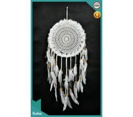 Best Selling Fabric Hanging Dreamcatcher Multi Fringe Crocheted