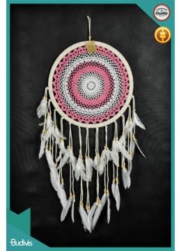 Manufacturer Hanging Dreamcatcher Combi Colour Crocheted