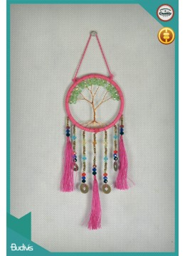 Wholesale Mini Car Hanging Dreamcatcher Crocheted