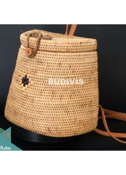 Backpack Style Rattan Bag ,Best Quality Rattan Bag
