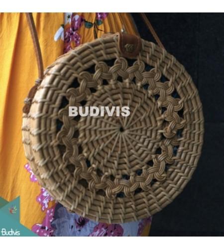 Best Quality Rattan Hand Bag, Top Model Hand Woven Rattan Bag