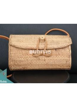 Sling Bag Rattan Bag Best Quality Woven, Sling Pocket