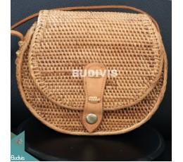 Cross Body Rattan Bag, Best Quality Sling Bag For Woman