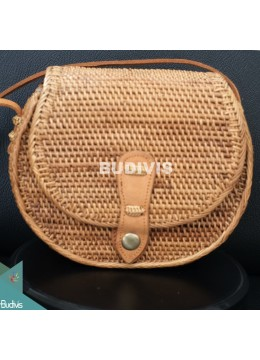 Cross Body Rattan Bag, Best Quality Sling Bag For Woman