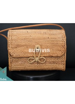 Mini Envelope Rattan Bag ,Straw Bag ,Handwoven Shoulder Bag
