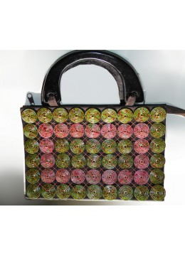 Coco Bag Painted