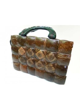 Coco Bag Wood handle