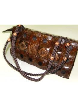 Coco Bag Cotton Scarf