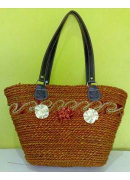 Beach Straw Handbag