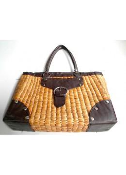 Beach Natural Straw Bag