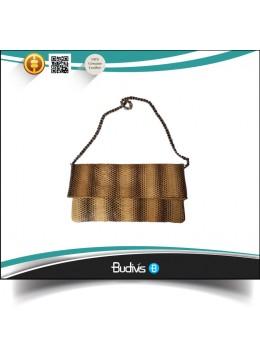Top Model Real Leather Python Handbag