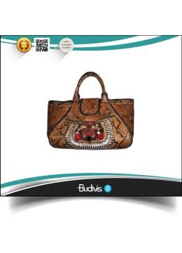 For Sale Real Leather Python Handbag