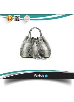 Guaranteed 100% Genuine Exotic Python Skin Handbag