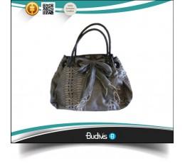 High Quality Top Model Genuine Exotic Python Skin Handbag
