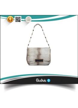 Top Model Genuine Exotic Python Skin Handbag