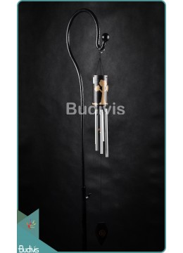 Tube Small Metal Wind Chimes Home / Garden Décor Relaxing Sound