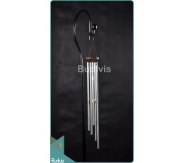 Relaxing Long Aluminum Wind Chimes With Ball Wind Catcher