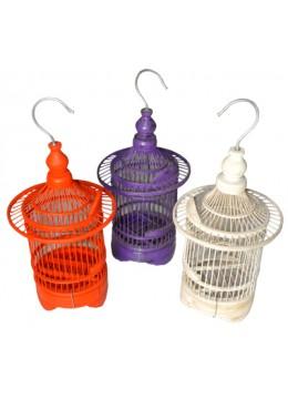 Rattan Bird Cage Bird House