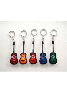 Miniature  Keychain Guitar