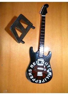 Miniature Guitar Red Hot