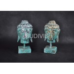 Buddha Wood Carved Home Decoration