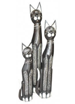 Cat set 3 Cat Statue