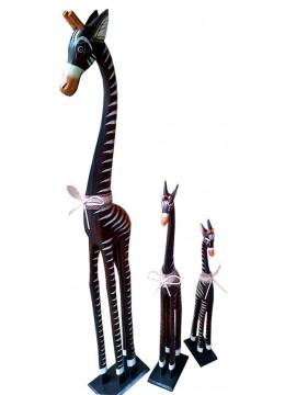 Giraffe Statue set of 3