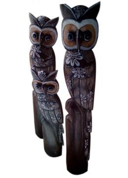 Owl Statue set of 3