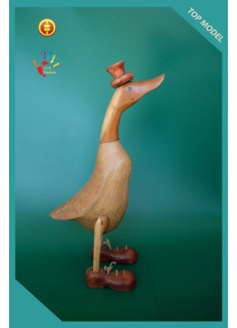 Top Quality Natural Wood Duck