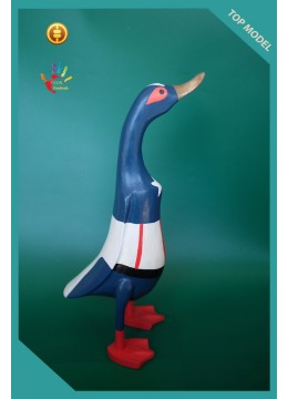 Manufacturer Full Painted Wood Duck