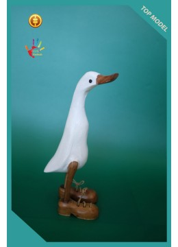Interior Full Painted Wood Duck
