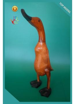 Ornament Natural Wood Duck