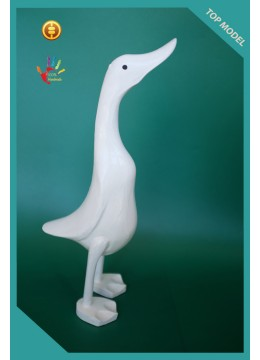 Bali Manufacturer White Wood Duck