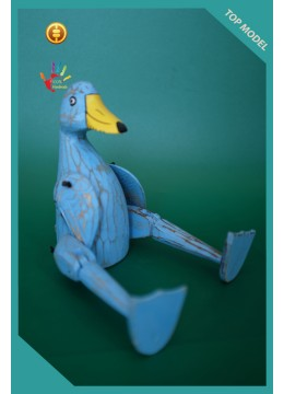 For Sale Top Model Blue Washed Wood Duck