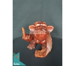 Animal Wood Carved Fucking Mongkeymanufacture