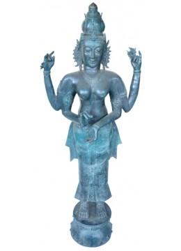 Antique Bronze Art Statue