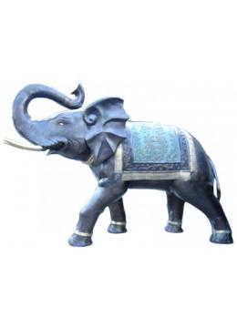 Antique Bronze Art Elephant