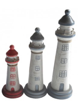 Wooden Tower home Decor