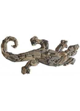 Gecko Recycled Driftwood