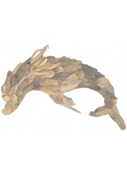 Fish Recycled Driftwood