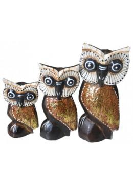 Owl Home Decor Set