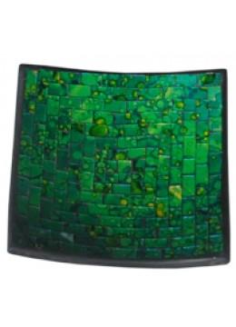Mosaic set of 3 Square Ceramic