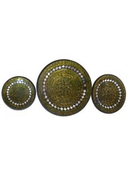 Mosaic Decor set of 4