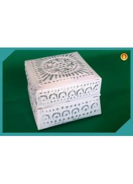Bali Handmade Alumunium Tin Boxes Wedding Accessoriess